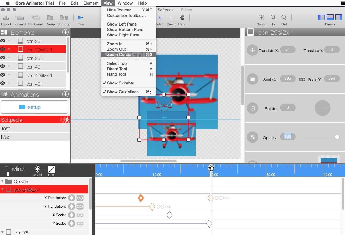 """Core Animator: """"animare"""" codice diventa facile su Mac 4"""