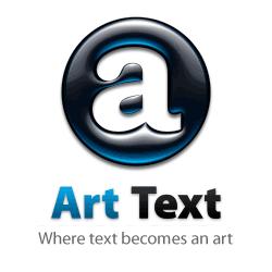 Creare Titoli e Loghi, ecco Art Text 2 2
