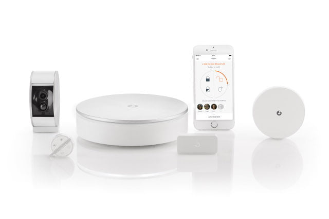 Myfox annuncia il lancio di Myfox Home Alarm e Myfox Security Camera 1