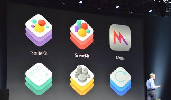 Kit developer iOS