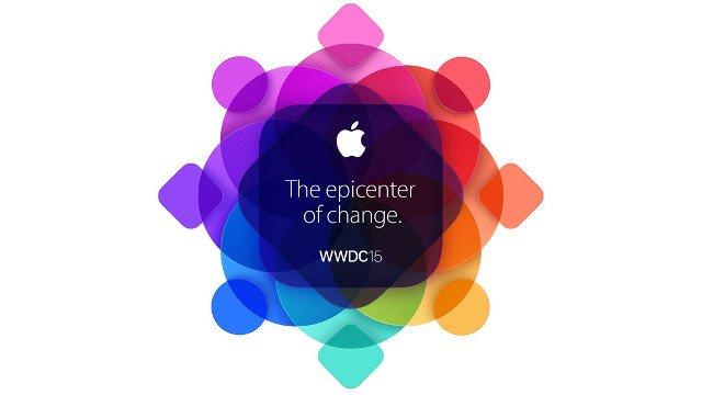 #WWDC2015 Apple 1