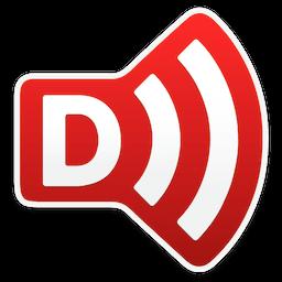 Downcast per ascoltare i nostri podcast su Mac 1