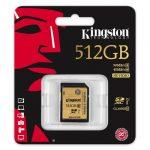 Kingston Digital aumenta la capacità delle di schede classe 10  UHS-I SDHC/SDXC fino a 512GB 3