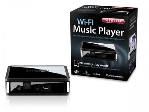 Recensione Sitecom WMA-1000 Wi-Fi Music Player 1