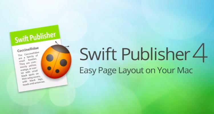 Swift Publisher 4 si aggiorna il desktop publishing 1