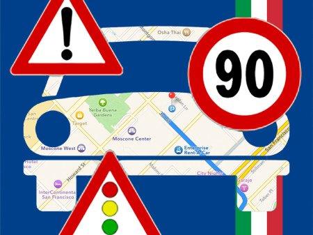 Autovelox Maps Italia 1