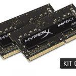 HyperX annuncia novità in ambito FURY e la nuova DDR4 Impact DRAM 2