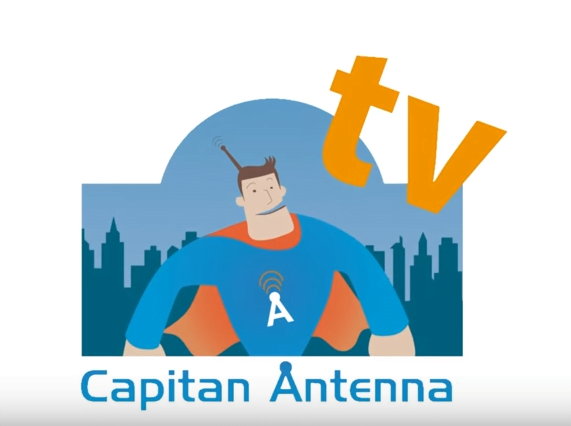 Come collegare l'amplificatore antenna TV - parte 1 by Capitan Antenna 1