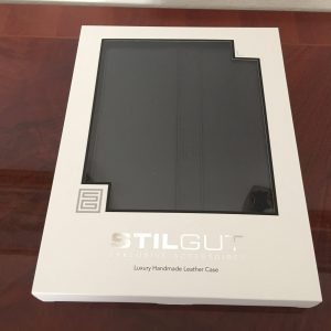 portadocumenti in pelle per tablet StilGut