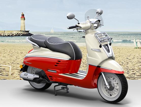 E3 dà vita per Peugeot Scooters al Temporary Barber & Make-up Shop 1