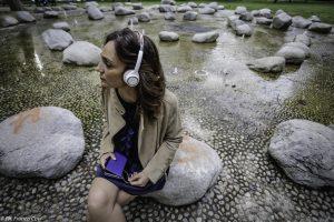 ascolto musica