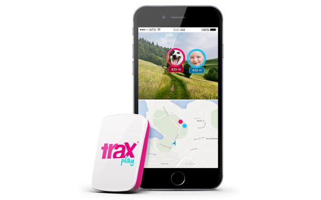 iPerGO presenta Trax play: un dispositivo GPS per localizzare i propri bambini e animali domestici 1