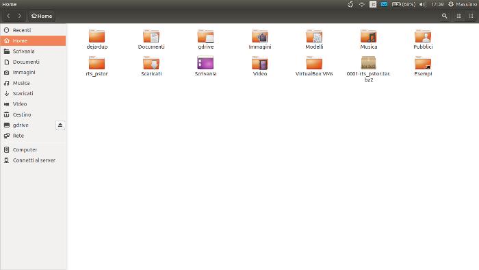 Come installare Google Drive su Ubuntu 1