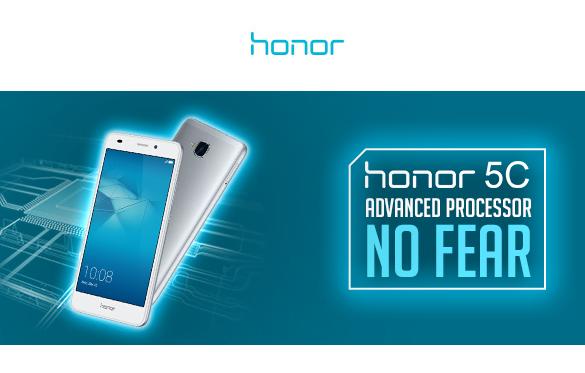 Honor 5C è realtà 1