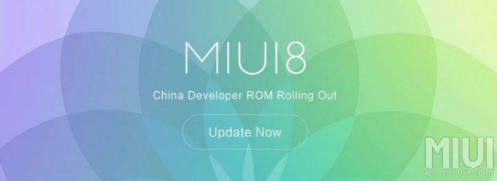 MIUI 8 China Developer 1