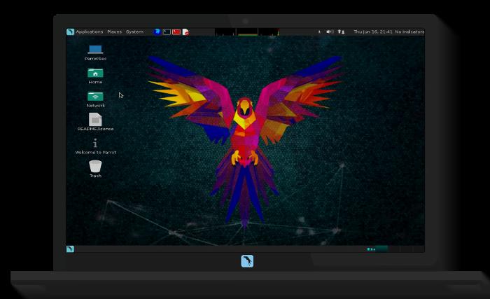 Rilasciata Parrot Security OS 3.0 1