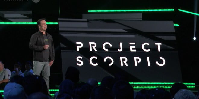 Microsoft annuncia una nuova super console per il 2017: Project Scorpio! 1