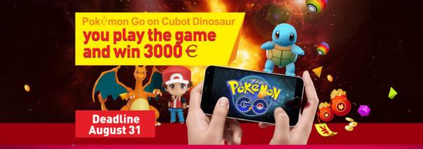 Nuovo concorso Cubot: potete vincere fino a 1000€! 1