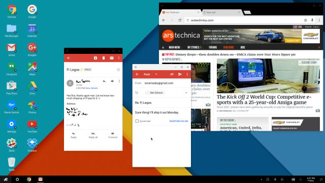 Android 7.0 implementerà il multi-schermo nativo 1