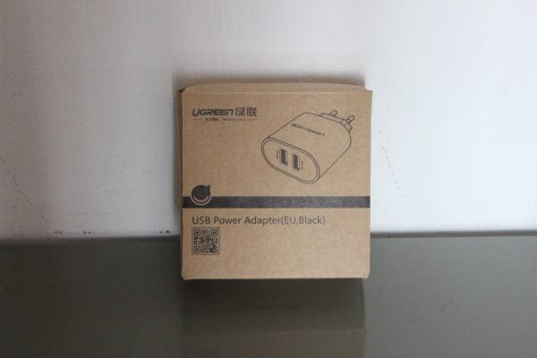 Recensione Ugreen Caricabatterie USB da muro 1