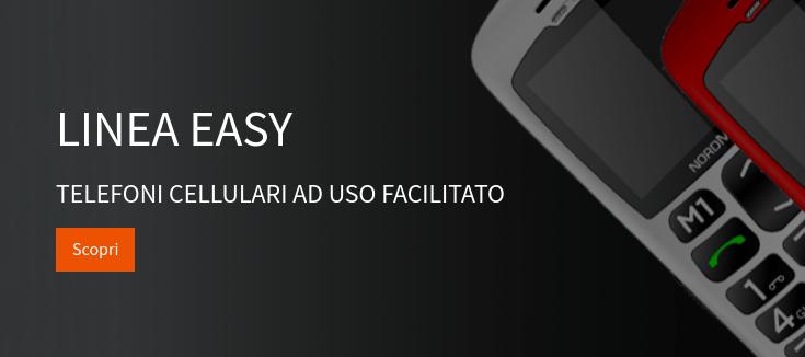 Cellulari Nordmende EASY, semplicità e tecnologia 1