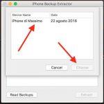 Trasferire Whatsapp da iPhone ad Android • WazzapMigrator 3