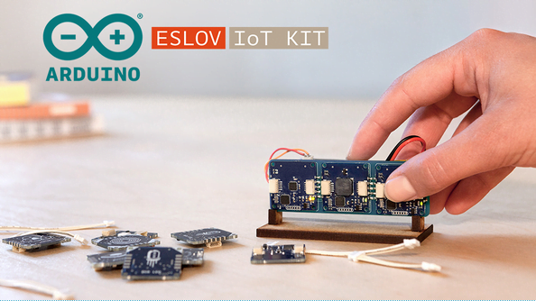 ESLOV is the new IoT invention kit from Arduino_now live on Kickstarter 1