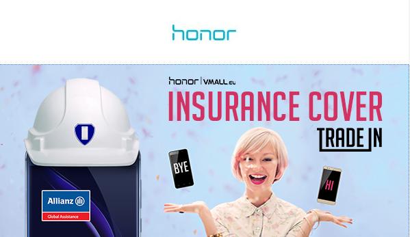 Honor lancia la sua campagna di permute degli smarphone 1