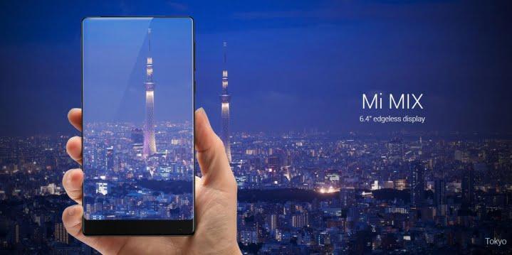 Xiaomi stupisce tutti con il suo Mi Mix 1