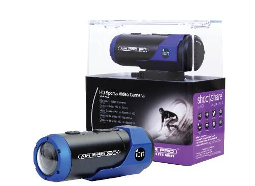 iON propone AIR Pro Lite, la Action Sport Cam per tutti! 1