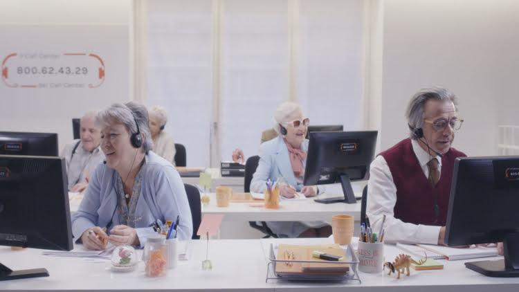 """Gigaset sui social con il primo """"Call Center dei Call Center"""" 1"""