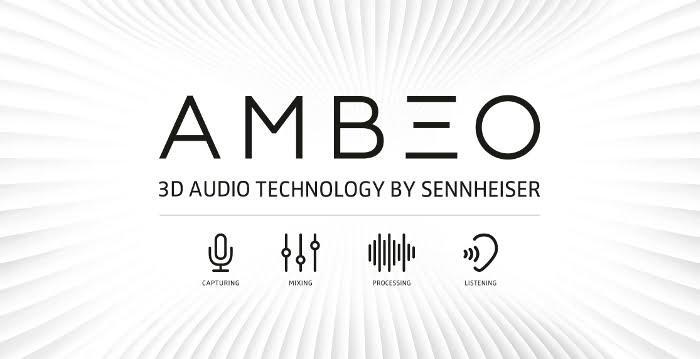 AMBEO® Smart Surround di Sennheiser, l'audio semplice in tre dimensioni 1