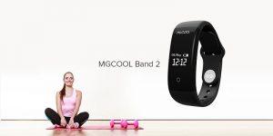 MGCOOL Band 2 garantisce l'accuratezza della vostra attività di monitoraggio cardiaco 3
