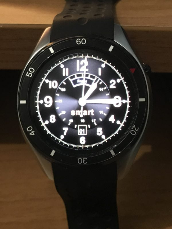 Recensione Smart watch Android IQI-I3 2