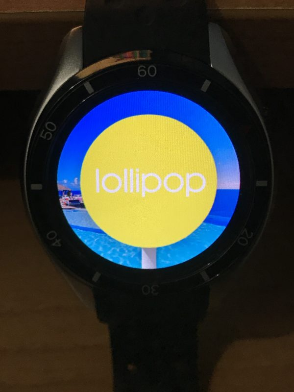 Recensione Smart watch Android IQI-I3 4