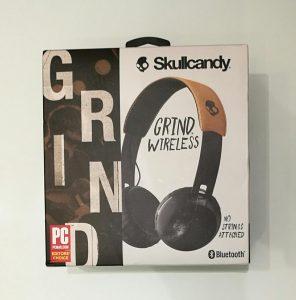 Cuffie Skullcandy Grind Wireless 4