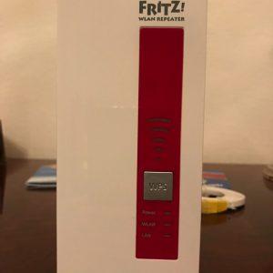 FRITZ!WLAN Repeater 1750E - Recensione 3