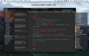 Mweb un altro editor Markdown per i dispositivi Apple 2
