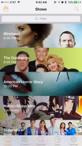 Television Time, l'app definitiva per le serie tv 6