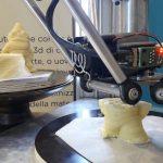 Cibo gluten free stampato in 3d 2