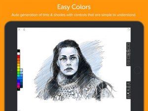 Linea – Sketch Simply disegnare su iPad non è mai stato cosi semplice 2