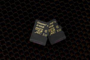 Kingston Digital presenta la nuova microSD Flash Card Gold U3 2
