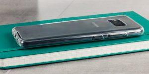 Mobile Fun Custodia Olixar Flexi Cover Full Protection Samsung Galaxy S8 Plus 7