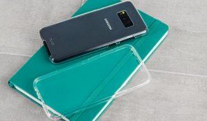 Mobile Fun Custodia Olixar Flexi Cover Full Protection Samsung Galaxy S8 Plus 6