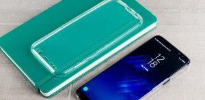 Mobile Fun Custodia Olixar Flexi Cover Full Protection Samsung Galaxy S8 Plus 5