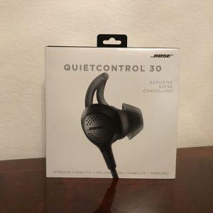 Bose QC 30 in-ear da 300€ con sistema di riduzione attiva 2