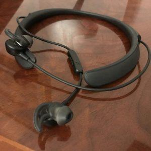 Bose QC 30 in-ear da 300€ con sistema di riduzione attiva 6