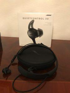 Bose QC 30 in-ear da 300€ con sistema di riduzione attiva 5