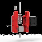 WASP AL TECHNOLOGY HUB Qualità industriale 4.0, grandi dimensioni  velocità raddoppiata, Spitfire extrusion system 5