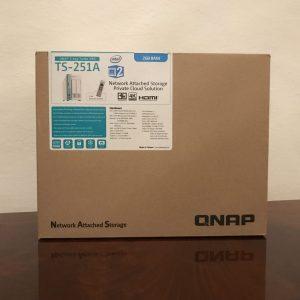 TS-251A il primo NAS ibrido network/USB di QNAP 2